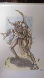 elephant-beetle-warrior