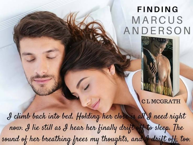 Finding Marcus Anderson Teaser 1