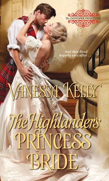 The Highlander's Princess Bride_362x600